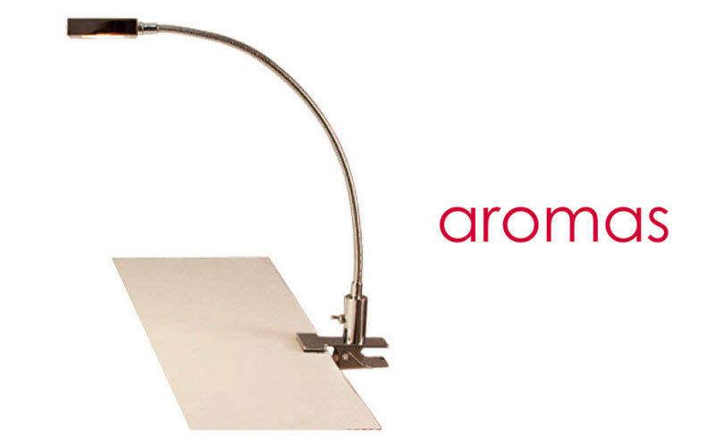 AROMAS Lampada a pinza Lampade Illuminazione Interno  |