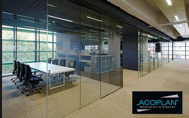 Acoplan Parete divisoria ufficio Pareti divisorie & Pannelli acustici Pareti & Soffitti  |