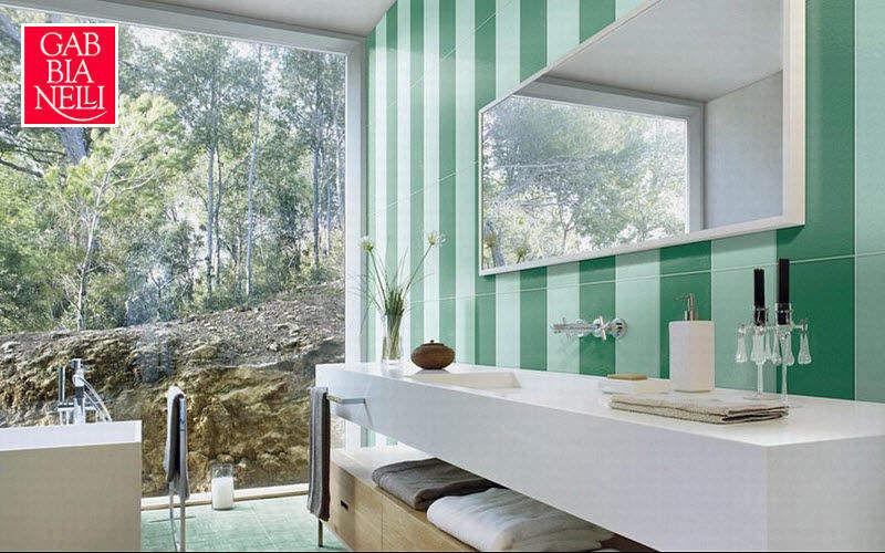 GABBIANELLI Piastrella bagno Piastrelle da parete Pareti & Soffitti  |