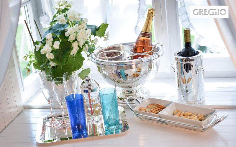 Greggio Secchiello per champagne Raffreddare le bevande Accessori Tavola  |