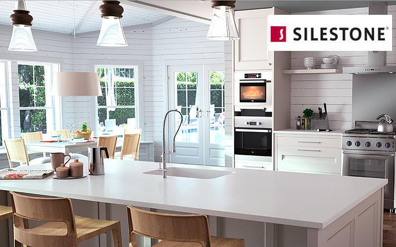 SILESTONE COSENTINO Piano da lavoro cucina Mobili da cucina Attrezzatura della cucina  Cucina   Contemporaneo