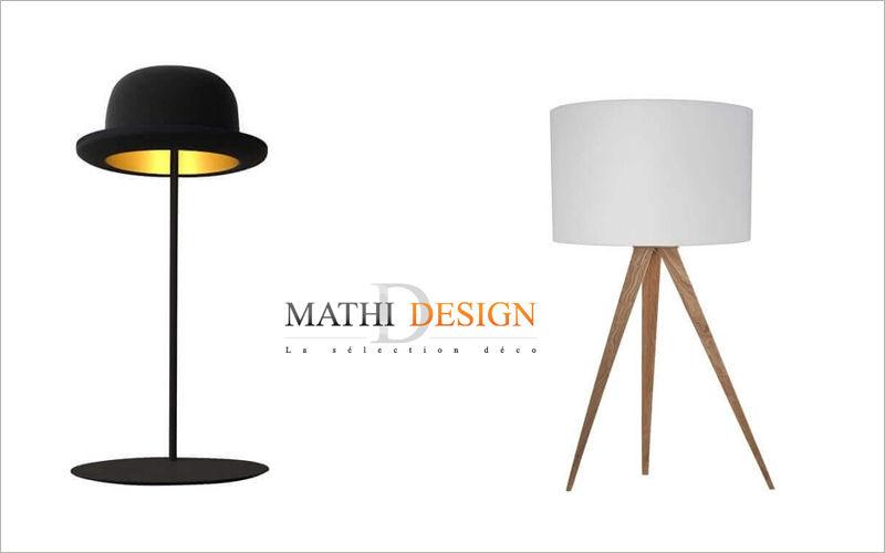 Mathi Design Lampada da tavolo Lampade Illuminazione Interno  |