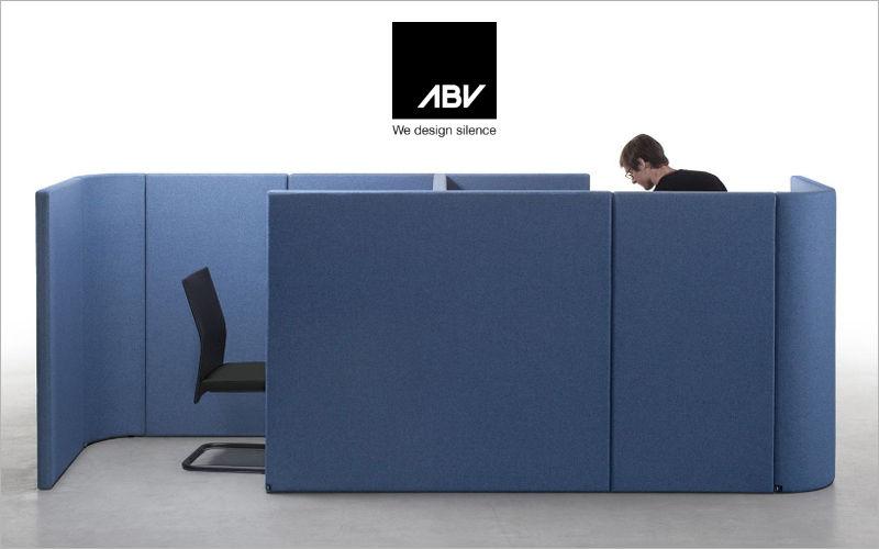ABV Pannello divisorio ufficio Allestimento ufficio Ufficio  |