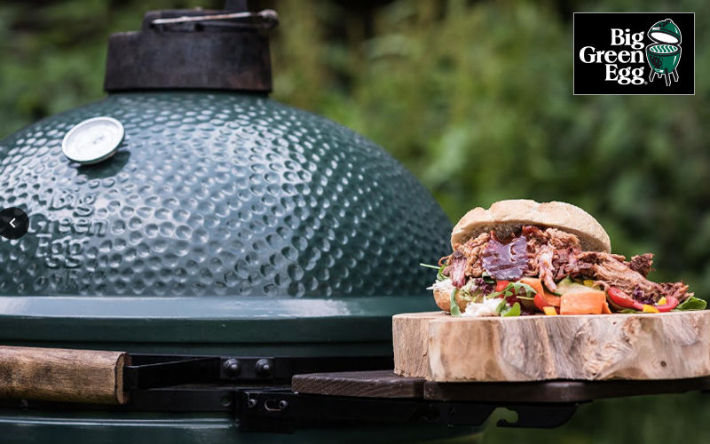 Big Green Egg France Barbecue a carbone Barbecue Varie Giardino  |