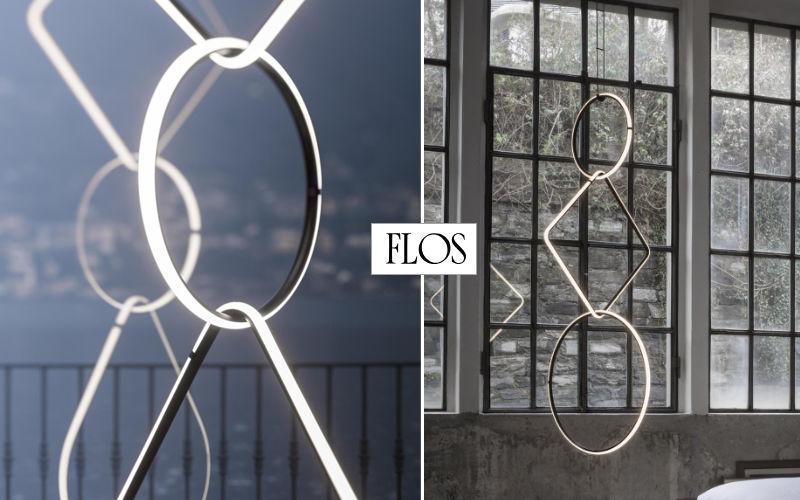 FLOS Lampada a sospensione Lampadari e Sospensioni Illuminazione Interno  |