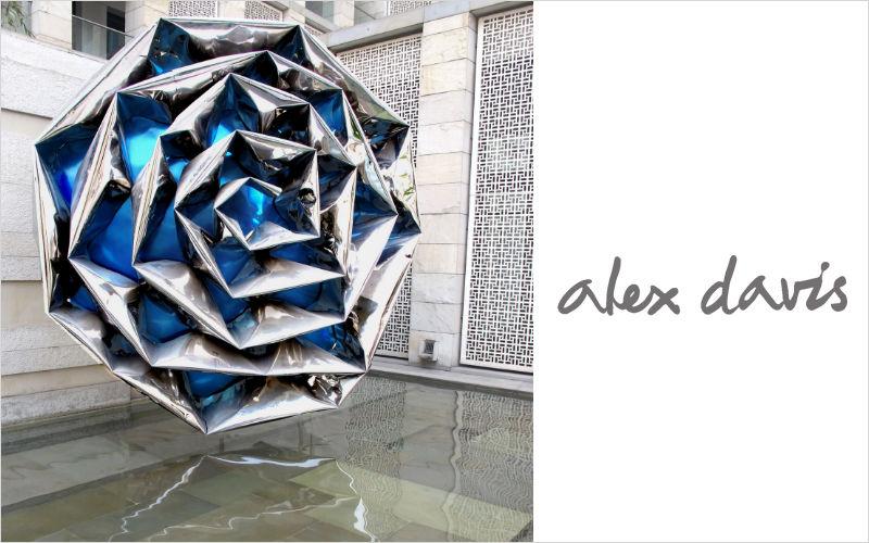 ALEX DAVIS Scultura Statue Arte  |
