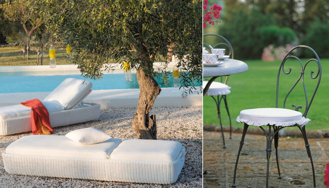 Unopiù Sedia da giardino Sedie da giardino Giardino Arredo Giardino-Piscina | Charme