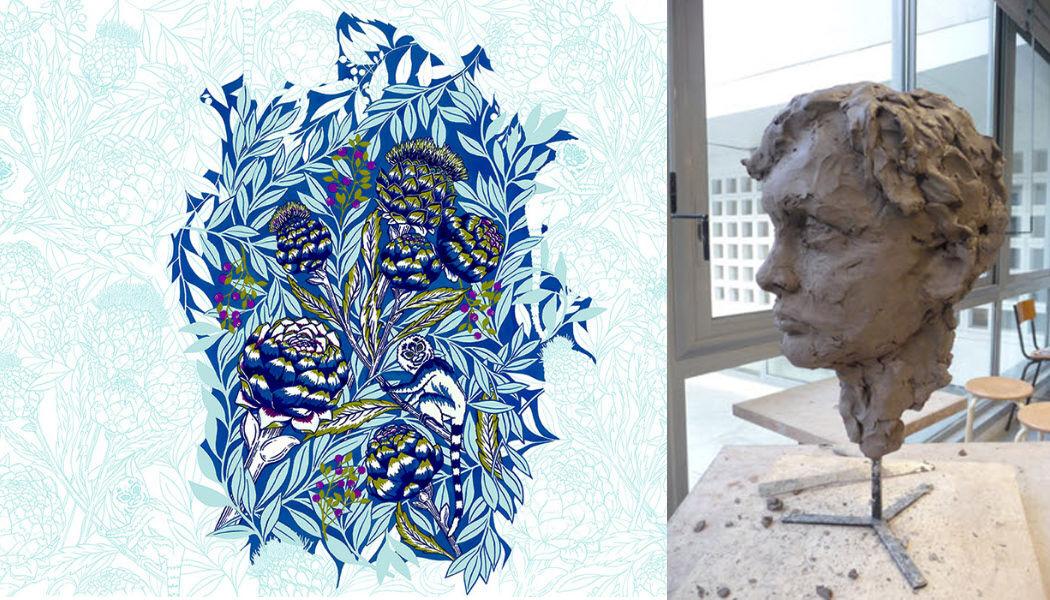 ANNA BOROWSKI Scultura Statue Arte  |