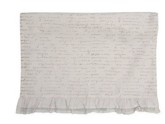 Antic Line Creations - chemin de table il était une fois en tissu coton 1 - Striscia Da Tavolo