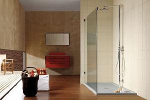 FIORA - Piatto doccia mobile