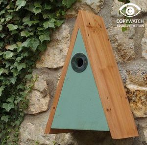 Wildlife world - elegance nestbox - Casetta Per Uccelli