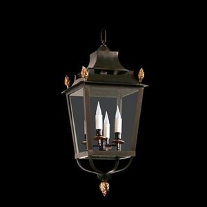 Bronze D'art Francais -  - Lanterna