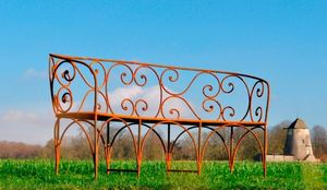 HERMES TRADING -  - Panchina Da Giardino