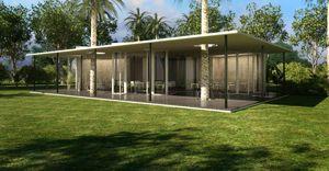 Agence Nuel / Ocre Bleu Idee: terrazze albergo