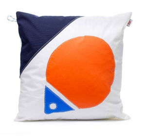Cuscino bambino-727 SAILBAGS-Flottille bouée orange et bleu