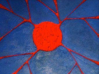 DEZIN-IN - sinapsi dei colori - Quadro Contemporaneo