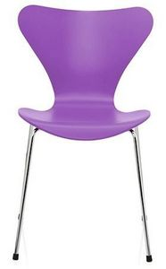 Arne Jacobsen - chaise sries 7 arne jacobsen 3107 bois structur vi - Sedia