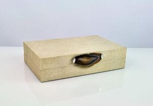 GINGER BROWN -  - Scatola Decorativa