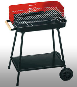 ALPERK -  - Barbecue A Carbone