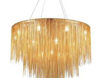 ALAN MIZRAHI LIGHTING - luxurious round  - Lampada A Sospensione