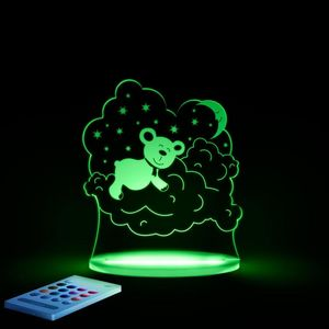 ALOKA SLEEPY LIGHTS - ours - Luce Notturna Bambino