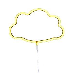 A LITTLE LOVELY COMPANY - neon nuage - Lampada Da Parete
