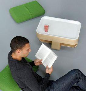 ANTOINE LESUR design studio - mister t - Tavolino Di Servizio