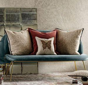 De Le Cuona - vienna sofa - Cuscino Quadrato