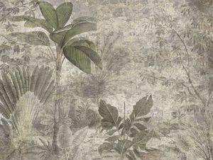 Ananbô - bali bawan sépia - Carta Da Parati Panoramica