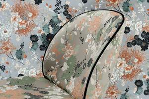 JEAN PAUL GAULTIER / Lelievre - kyoto - Tessuto D'arredamento Per Sedie