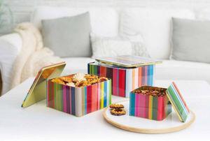 Remember - tin box set - Biscottiera