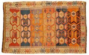 Anatolie Kilim - konya 240 x 152 - Tappeto Kilim Antico