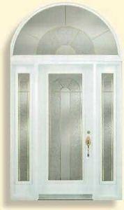 Aluminium Pierre -   - Porta Ingresso A Vetrata