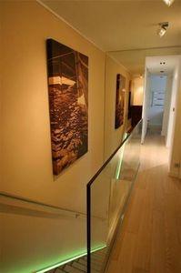 PATRICK LEGHIMA - escalier - Progetto Architettonico Per Interni
