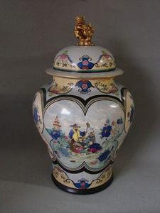 Antiquités Trouvailles -  - Vaso Di Porcellana