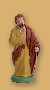 Santons Escoffier - joseph - Statuina Presepe