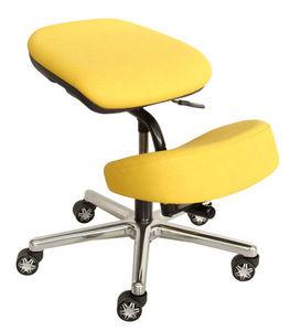 Sedia ergonomica con poggia ginocchia