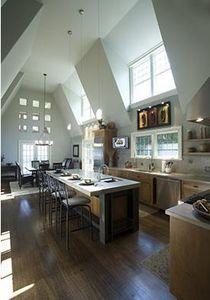 MERYL STERN INTERIORS -  - Progetto Architettonico Per Interni Cucina
