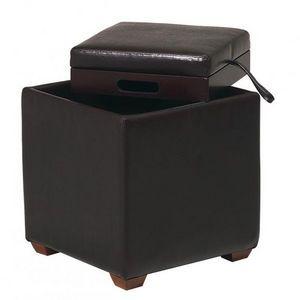 OSP design - metro storage bench - Bauletto Pouf