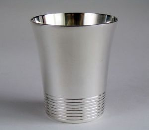 MG et MONTIBERT - filet - Bicchiere Di Metallo