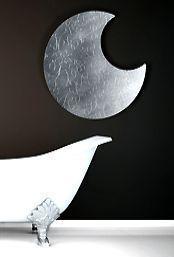 BLEU PROVENCE - serie lune - Radiatore Scaldasalviette Elettrico