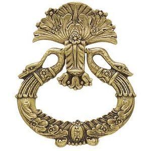 FERRURES ET PATINES - poignee de meuble bronze empire - Bocchetta Per Serratura Mobile