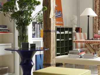 KA INTERNATIONAL - mescal azul - Tavolino Rotondo