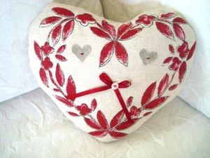 Déco à Coeur -  - Cuscino Forma Originale