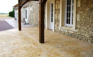 MODERNE METHODE -  - Pavimento Decorato In Calcestruzzo