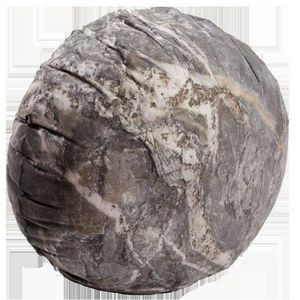 MEROWINGS - stone cushion - Cuscino Rotondo