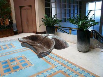 Baleak - balaena - Sedia Per Sala D'attesa