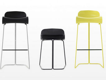 Kristalia - bcn slide stool - Sgabello Da Bar
