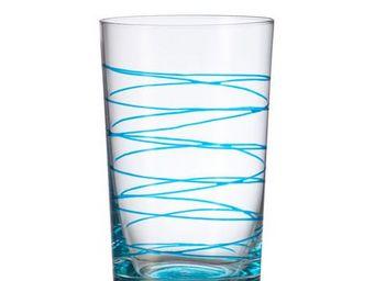 Leonardo - spirale - Bicchiere Per Aranciata