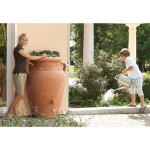 GARANTIA - kit recuperation eau de pluie amphore antik murale - Sistema Di Recupero Acqua Piovana